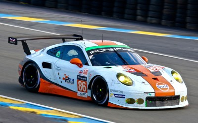 Gulf Oil and Motorsport